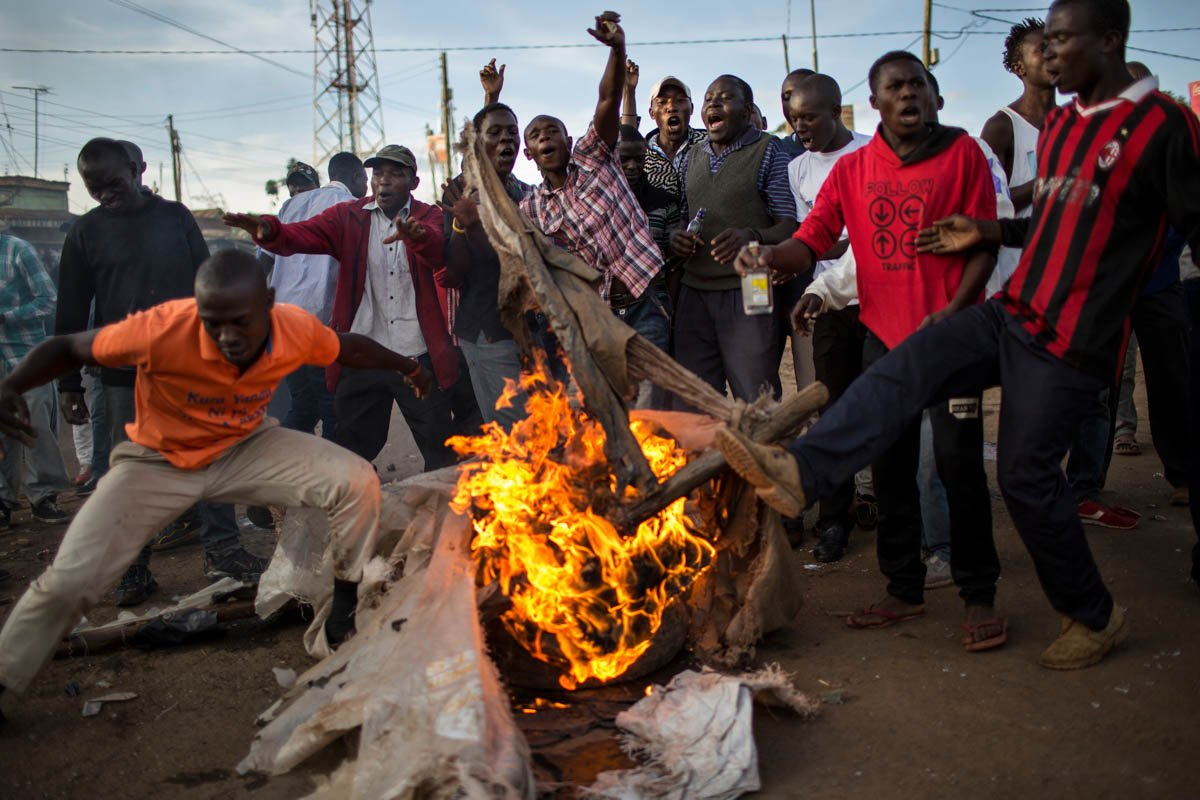 Kenya election: Without dialogue 'we will all perish'