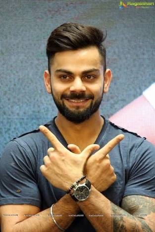 Whenever I am happy, its bcz u r the one in my thoughts  Virat Kohli Bday Week