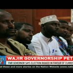 Former Wajir governor says election rigged in favour of current governor