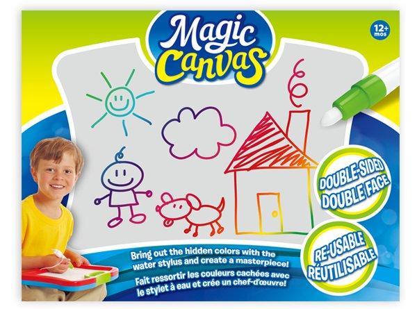 Magic Canvas #Giveaway Ends 11/17 -