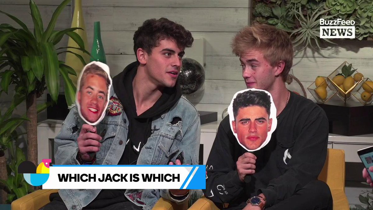 RT @AM2DM: Who'd survive a zombie apocalypse, @JackJ or @jackgilinsky? #AM2DM asked @JackAndJack and found out 😬 https://t.co/RZFp5SfUBs