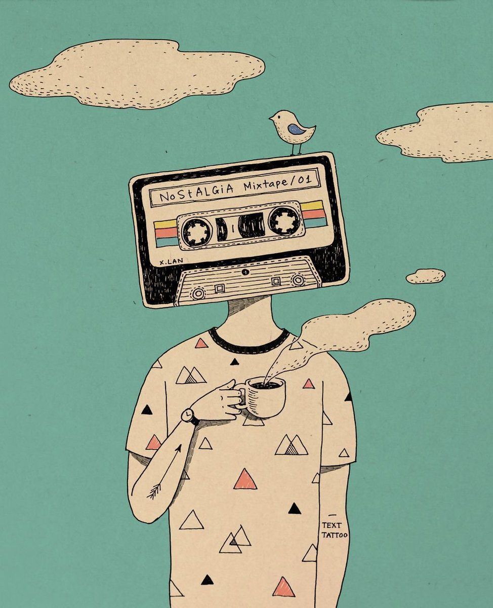 What songs would be on your nostalgia mixtape??  https://t.co/Zdd6xs5YKc https://t.co/T3XM8juWKt