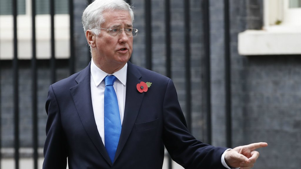 British defence secretary Fallon quits over sexual harassment allegation