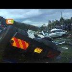 5 people die in a road accident in Salgaa