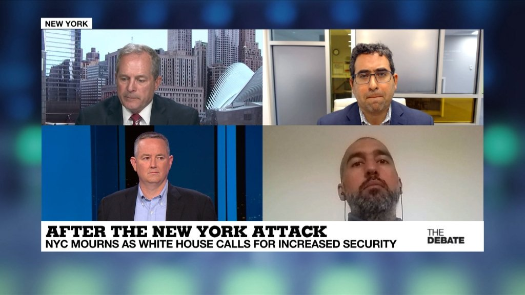 THE DEBATE - After the New York attack: Extreme vetting or racial profiling?