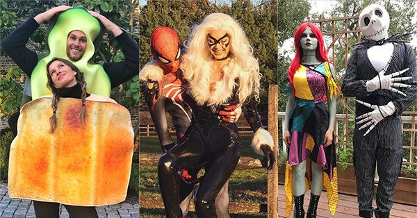 Halloween isn't just for kids — and these celebrity couples are proof of that.
