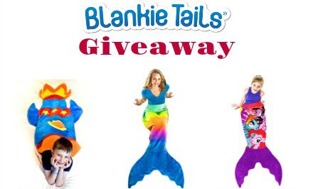 Blankie Tails Giveaway, Ends 11/14