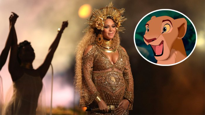 .@Beyonce confirms role as Nala in Disney's live-action