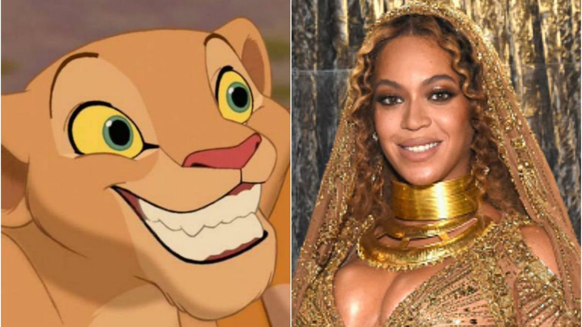 Beyoncé Joins The Live-Action Lion King, Is Basically A Disney Princess Now
