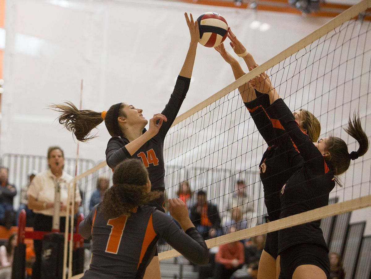 Natrona County volleyball team is set for state tournament after mid-season lull
