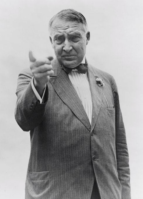 Happy Birthday to Warren G. Harding, who would have turned 152 today!