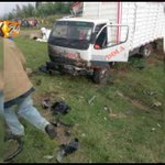 5 people killed, several others injured in multiple accidents along Nakuru-Eldoret highway
