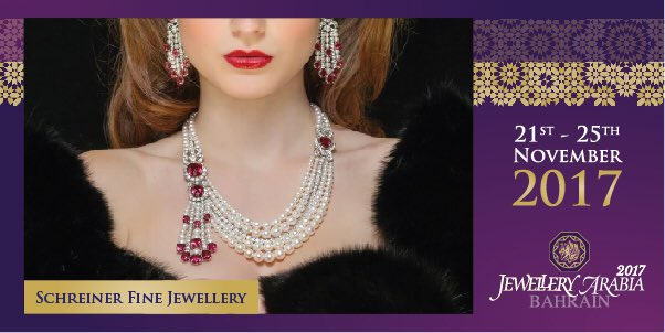 test Twitter Media - As there is no compromise in creativity & originality 💍 #schreinerfinejewellery #jewelleryarabia2017 #elegant #beautiful #classy https://t.co/TUmhnlkptW