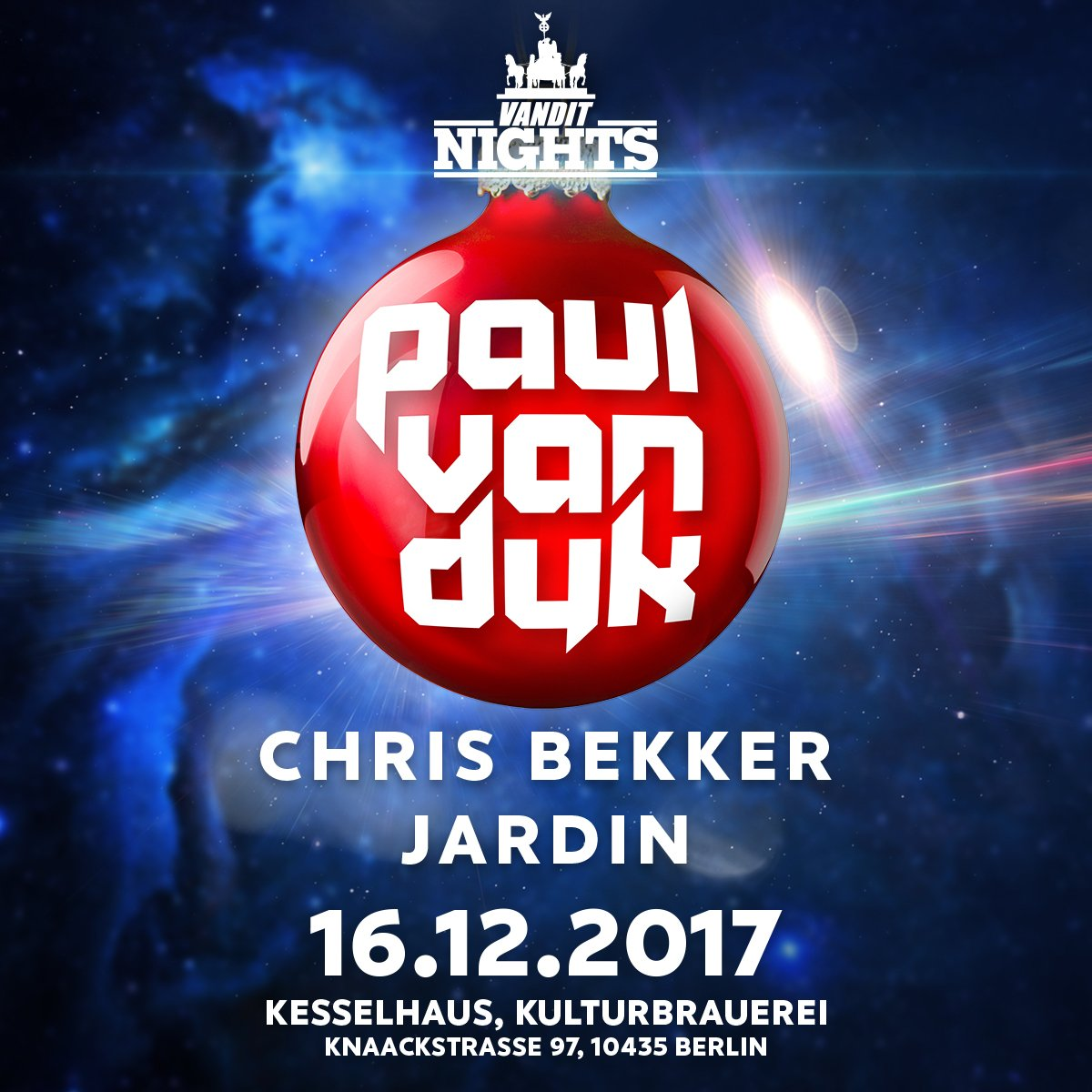 VIP tickets for my #WinterVANDITNight in Berlin are sold out! GA still available https://t.co/EWYxRH4aWy https://t.co/CgT335iHVF