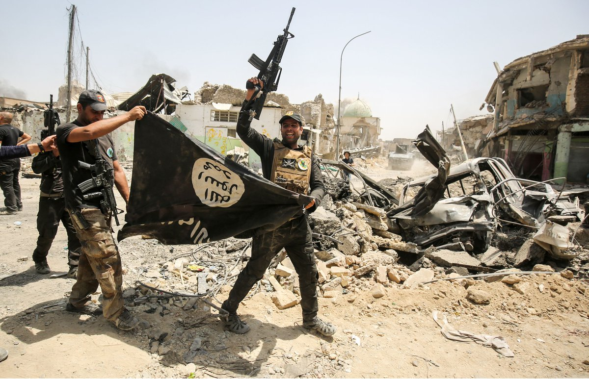 Thousands of ISIS fighters returning to Western countries, including United States
