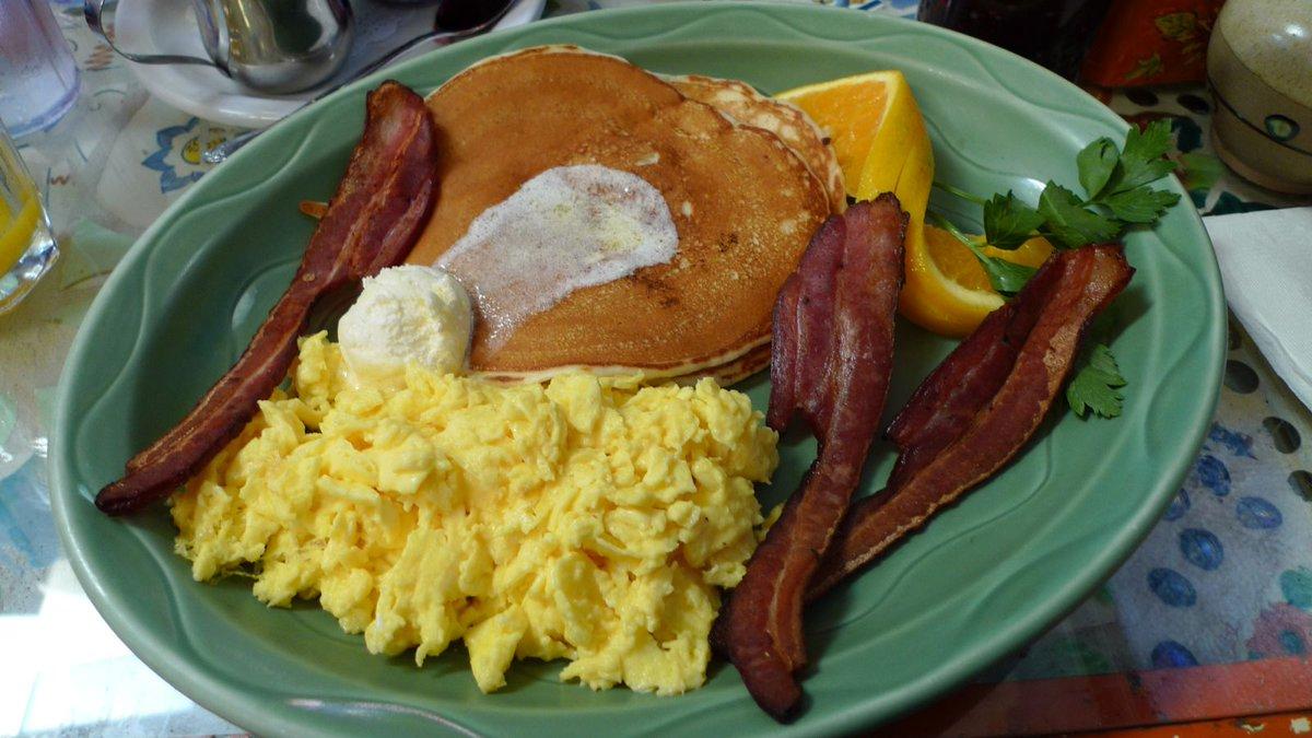 Warm breakfast vs  Cold breakf breakfast
