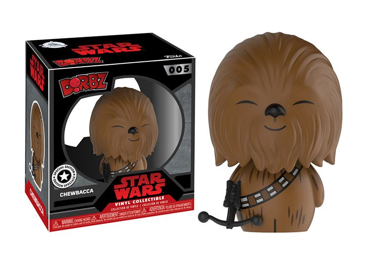 RT @OriginalFunko: RT & follow @OriginalFunko for your chance to WIN a Chewbacca Dorbz! #StarWars https://t.co/xpxd03TAlz