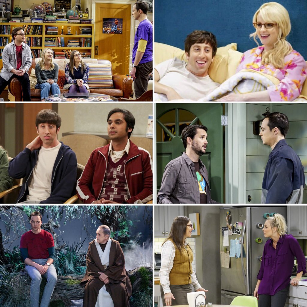 We're back on Thursdays! Check out an awesome new @bigbangtheory tonight!!! https://t.co/dtLe6AkEf2