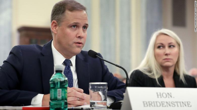 Democrats grill President Trump's NASA nominee at confirmation hearing