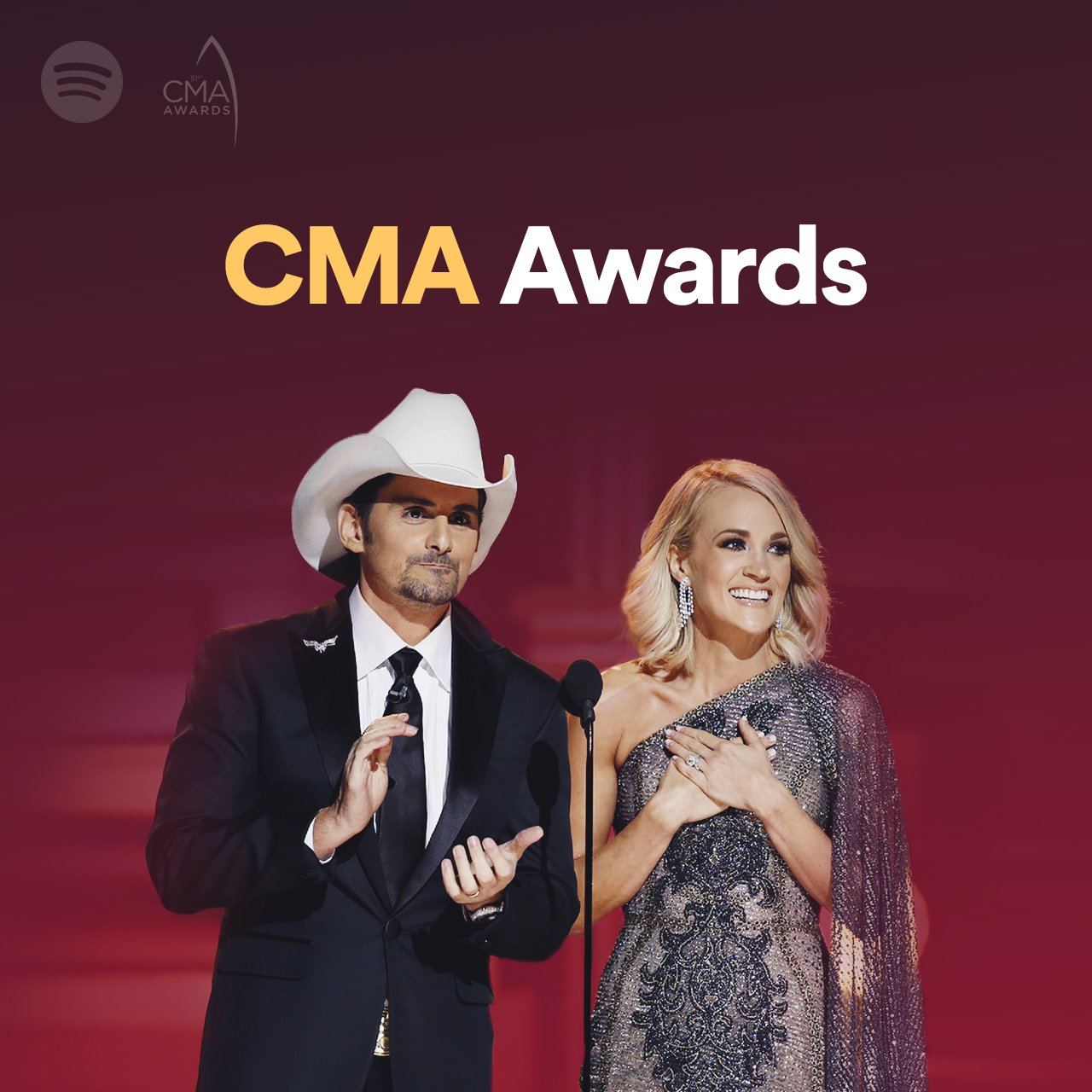 Get ready for the 2017 #CMAawards with music from this year's nominees. https://t.co/f3VsVqnKEx https://t.co/GyYICpztfB