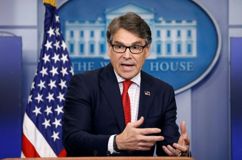U.S. energy chief says fossil fuels could help prevent sexual assaults in Africa