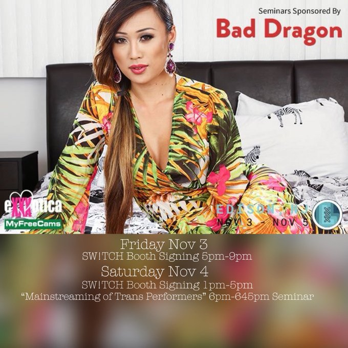 New Jersey, New York, Philly @VenusLuxFans come see me this weekend! Nov 3-5 Edison, Nj @EXXXOTICA @SWITCH3X