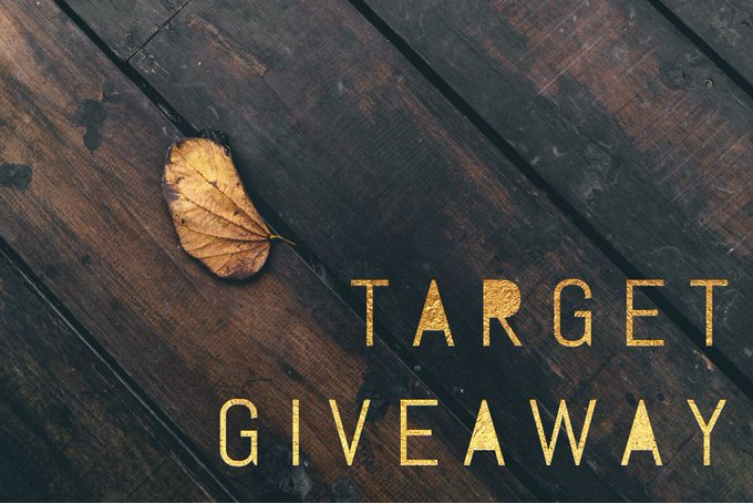 $150 Target Gift Card Giveaway (11/16 WW)