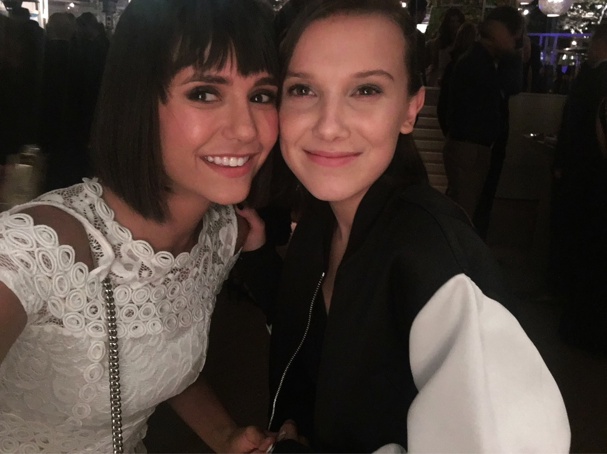 Forgot to tag this angel. @milliebbrown ❤️❤️❤️ https://t.co/pH8q4NY1Ha