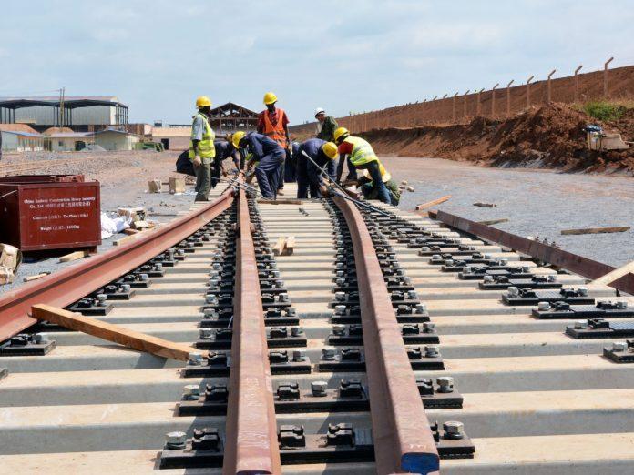 Govt seeks funds for Standard Gauge Railway extension