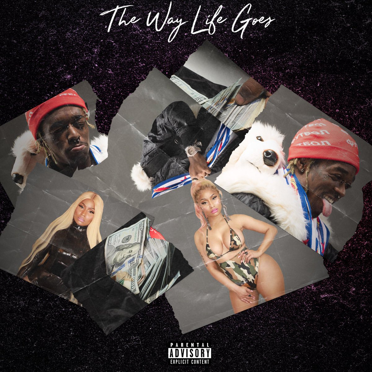 ???? EVERYWHERE @ MIDNIGHT‼️‼️#TheWayLifeGoes with @liluzivert ???????????? https://t.co/yr6f8oRvWu