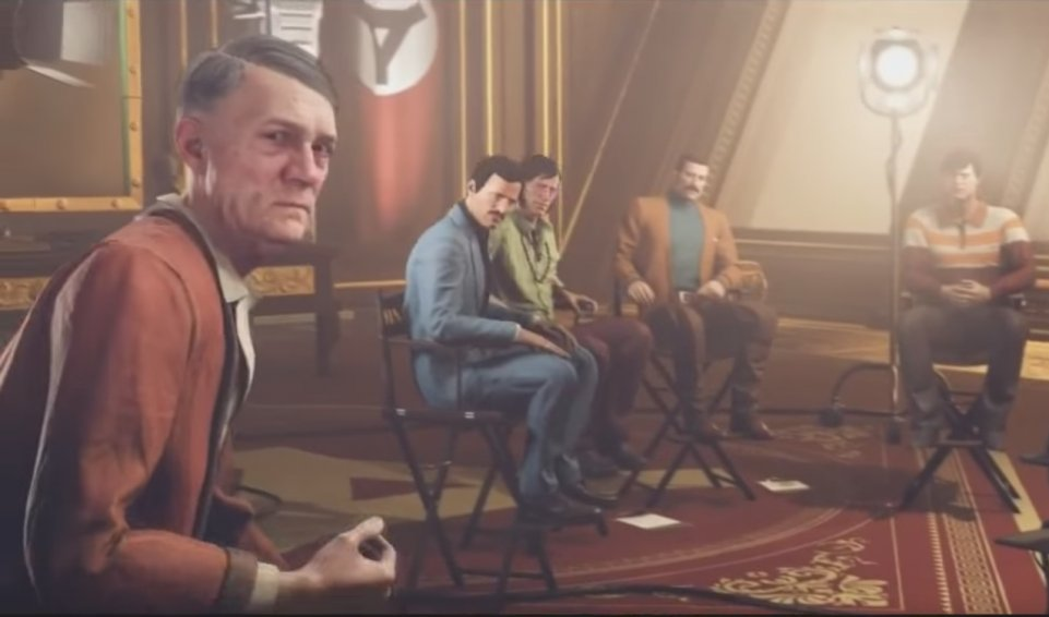 Nazi-killing video game 'Wolfenstein II' censored in Germany
