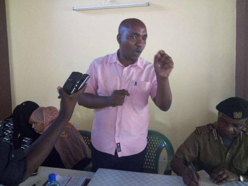 Lamu, Garissa, Tana River leaders told to promote peace