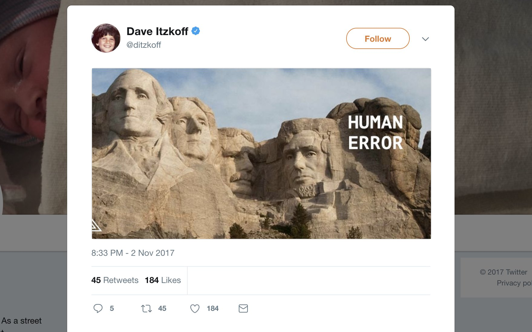 Social media users praise Twitter employee who deactivated Trump's account https://t.co/QXWafeO8ia https://t.co/RnIJ0gB6Da