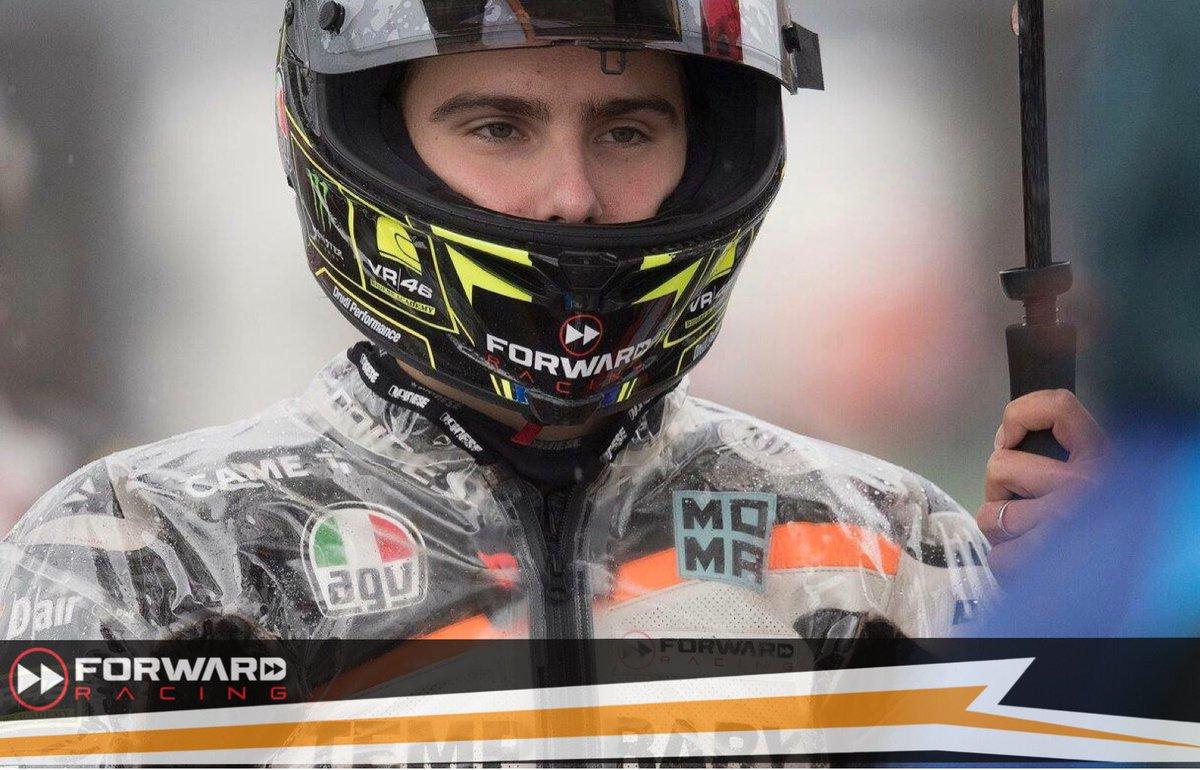 Sorry to hear that Stefan Kief moto2…