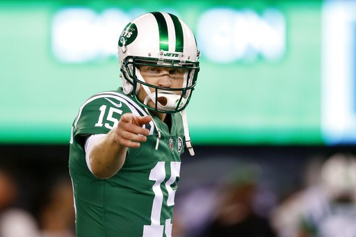 Josh McCown 9 TDs on passes 15+ yards downfield this season, passing Alex Smith for most in the NFL.