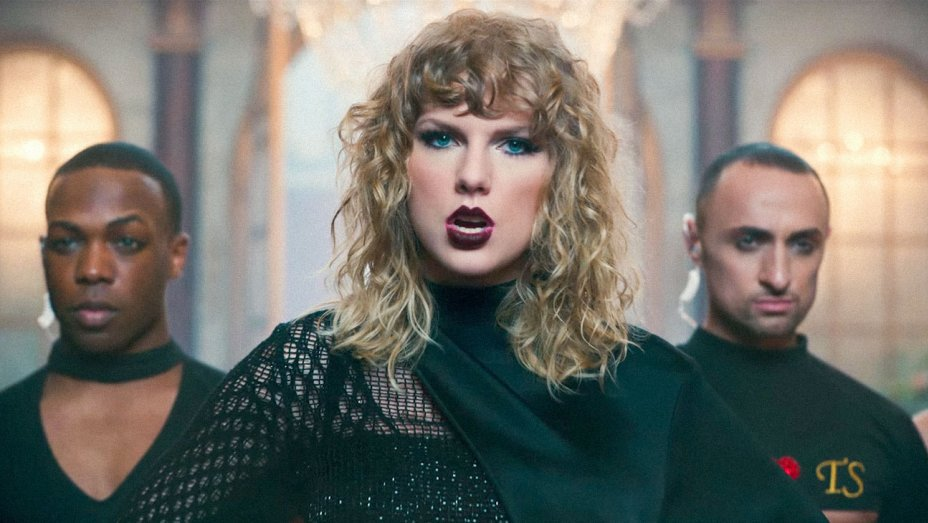 Watch the lyric video for Taylor Swift's