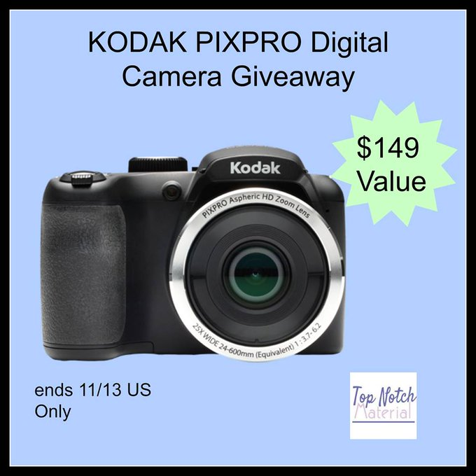 KODAK PIXPRO Digital Camera GA-1-US