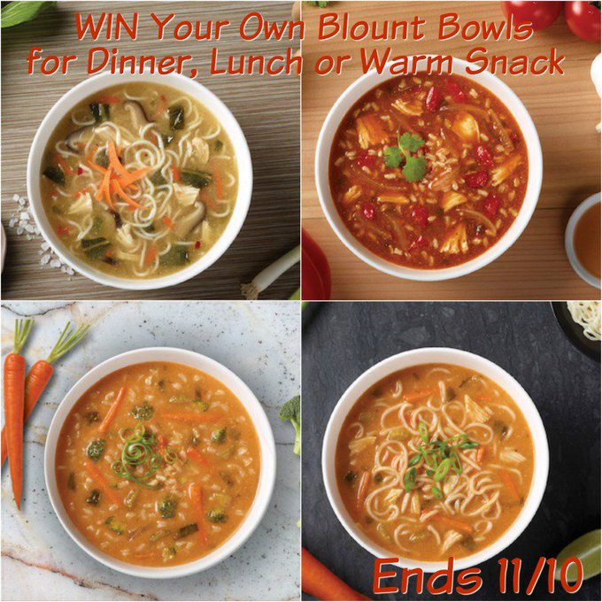 $30 of Product Coupons for Blount Bowls GA-1-US-Ends 11/10