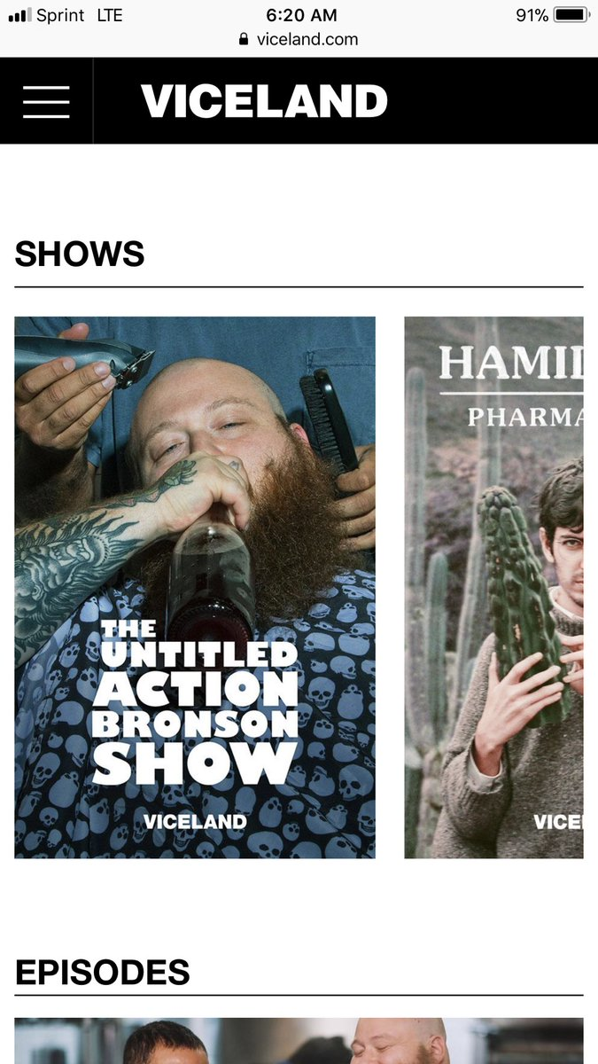 REWATCH ALL OF THE UNTITLED ACTION BRONSON SHOWS AFTER THEY AIR HERE FOR FREE https://t.co/SoY7mXZtr8 https://t.co/JellflSBWH
