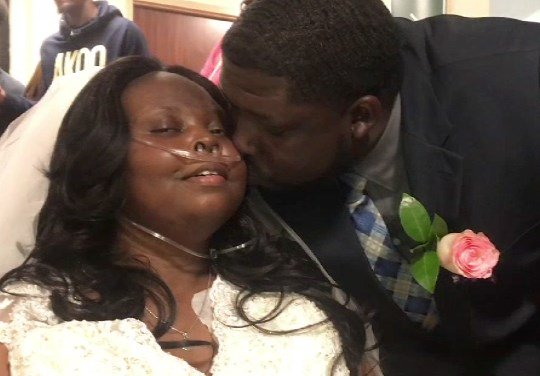 Lowcountry hospital holds wedding for Goose Creek woman diagnosed with Stage 4 cancer