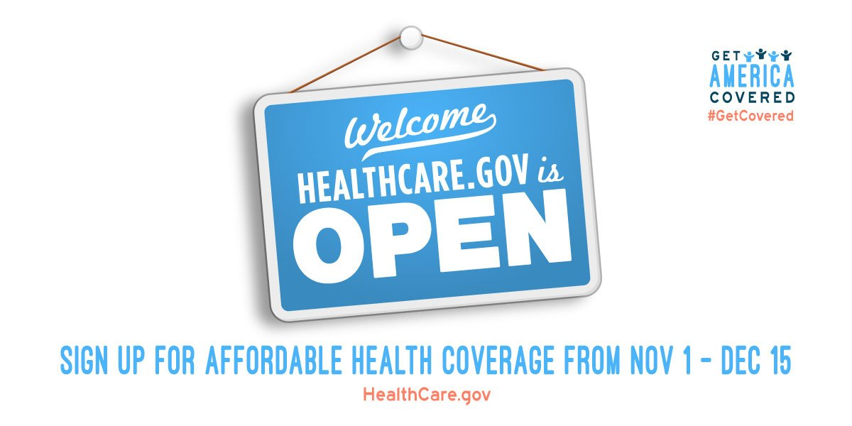 RT so your friends know: You can sign up for health coverage TODAY at https://t.co/p8DQwopKtF. #GetCovered https://t.co/hqHPgA1yuy