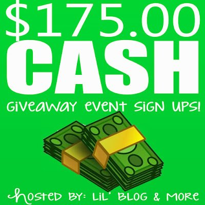 $175 Cash Giveaway Event