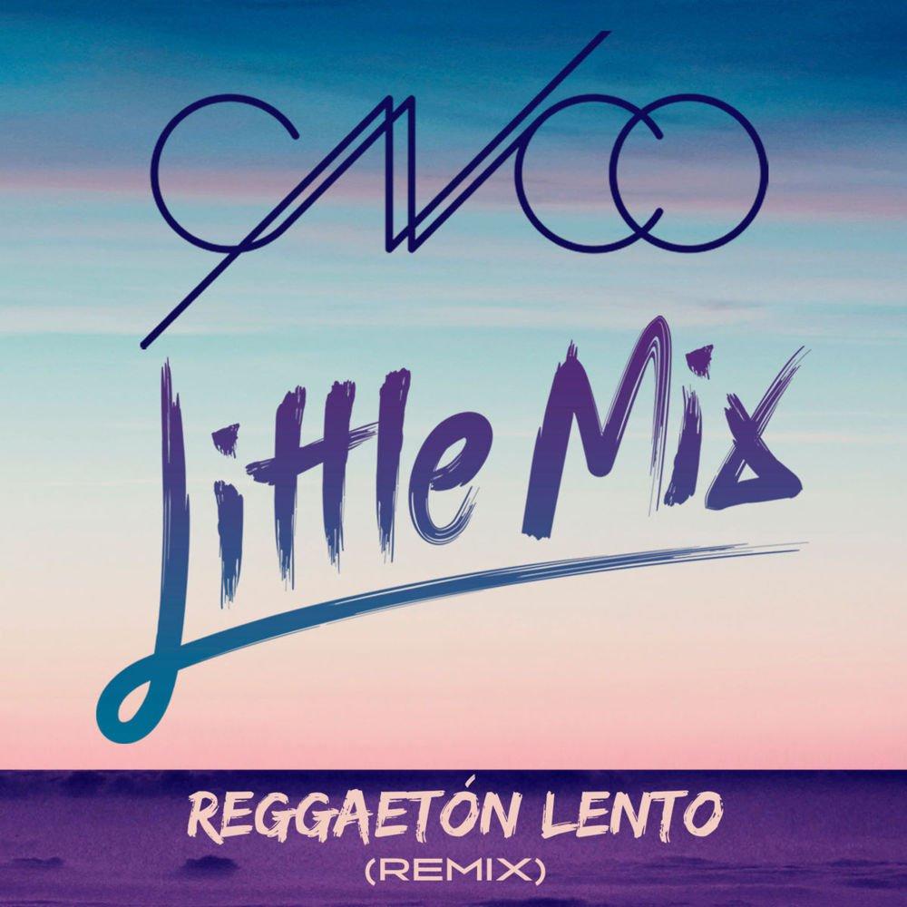 ゚メテ゚メテ Congrats @LittleMix & @CNCOmusic! ゚メテ゚メテ  'Reggaeton Lento' has just become a Gold seller in the UK!  ゚モタ゚ヌᆲ゚ヌᄃ  #bpiAwards https://t.co/rDBEenAaLx