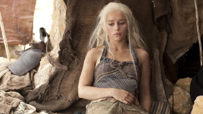 Un man cuya vida se mueve alre game of thrones