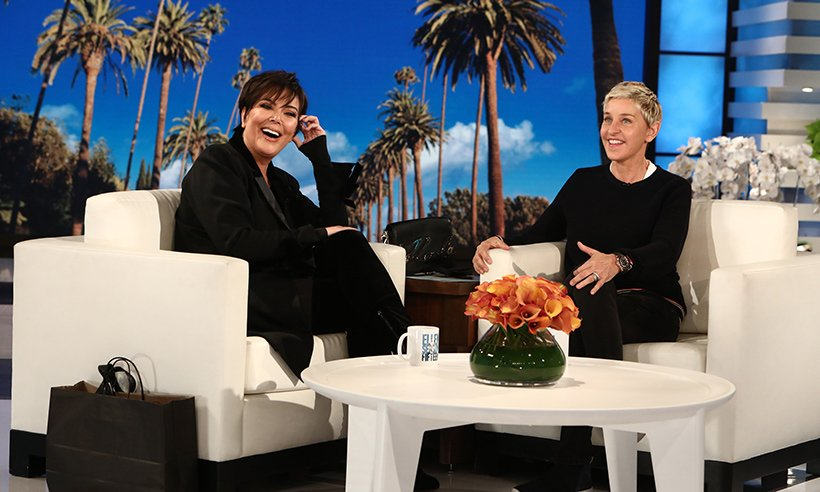 WATCH: Kris Jenner tries to dodge those 'Khloe Kardashian pregnant' questions...