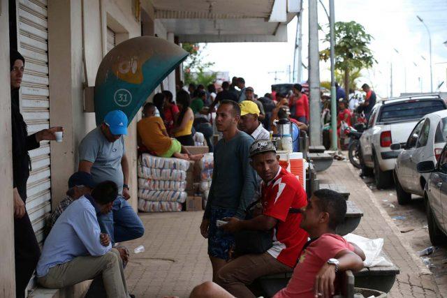 El drama de los inmigrantes venezolanos aumenta en el norte de Brasil https://t.co/Q1wVjnDfxl https://t.co/mCTwUzGdPA