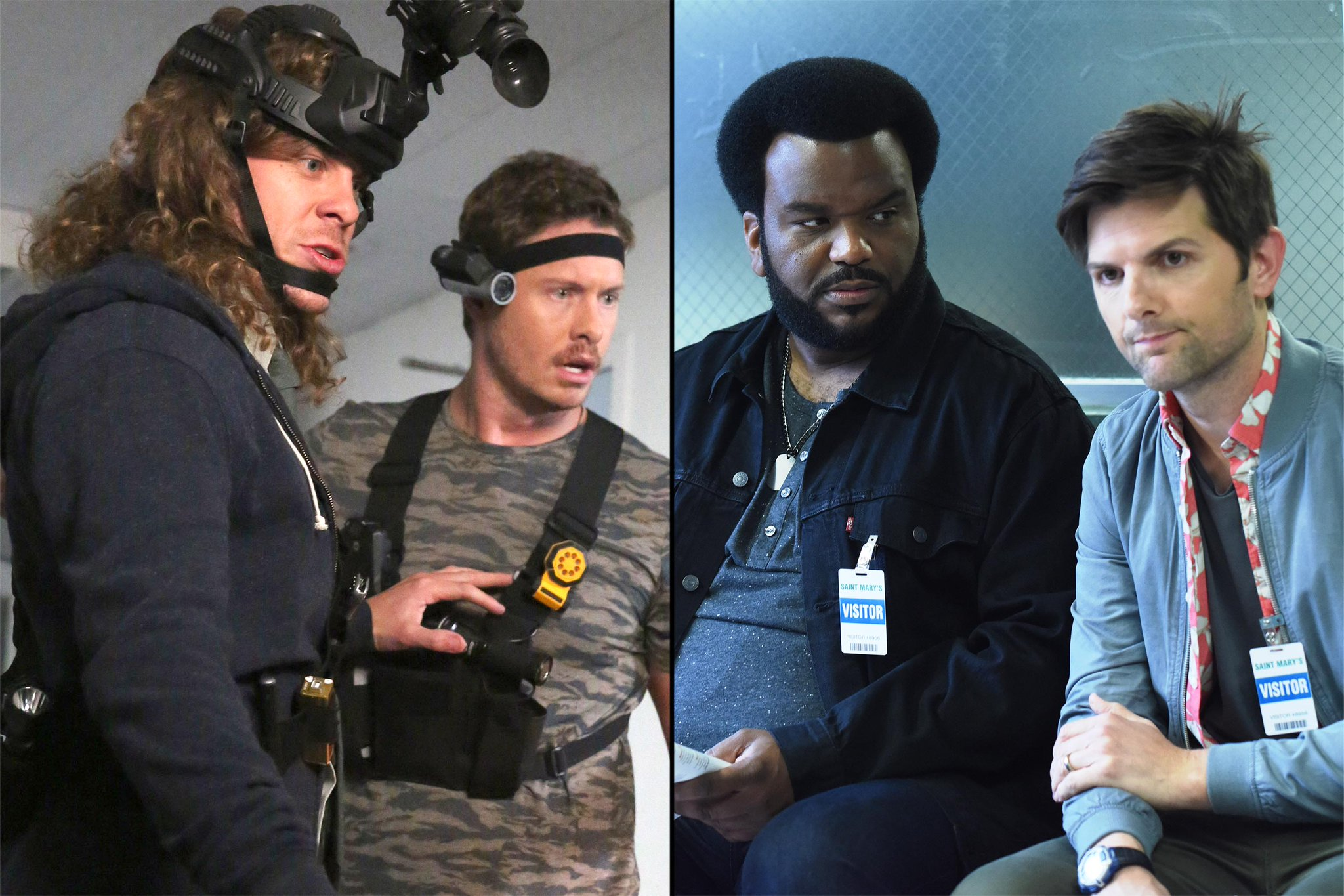 Things are about to get weird(er): #Workaholics mini-reunion coming to #Ghosted https://t.co/ilgWqKtsve https://t.co/tVZXbOiguC