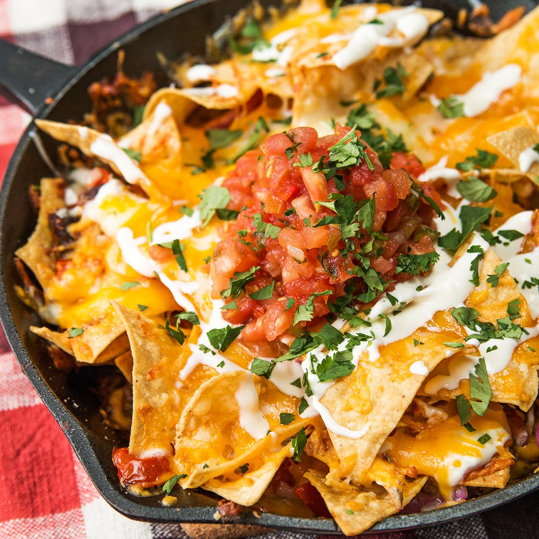 Delicious nachos recipe! https://t.co/mZGkeo6mHK