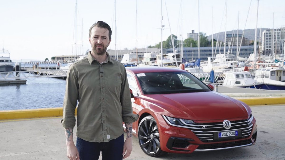 Volkswagen Arteon 2018 review: first Australian drive video - Dauer: 6 Minuten, 13 Sekunden