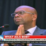 Safaricom refuses to disclose details of Bob Collymore's illness